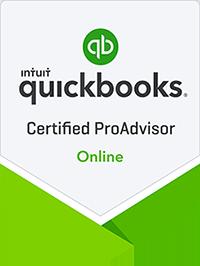 Quick Books Certified ProAdvisor