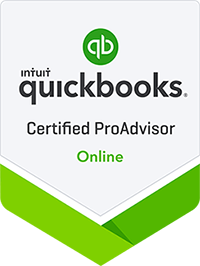 Quick Books Certified ProAdvisor